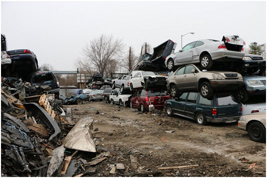 Auto Recycling Center | Used Auto Parts Store Lancaster
